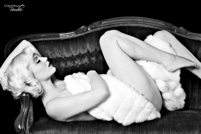 Marilyn Monroe inspired photograph