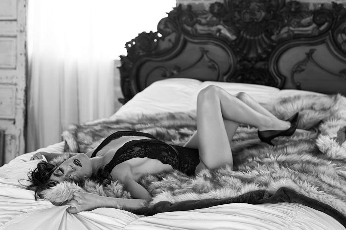 Columbus Boudoir Photography Ohio